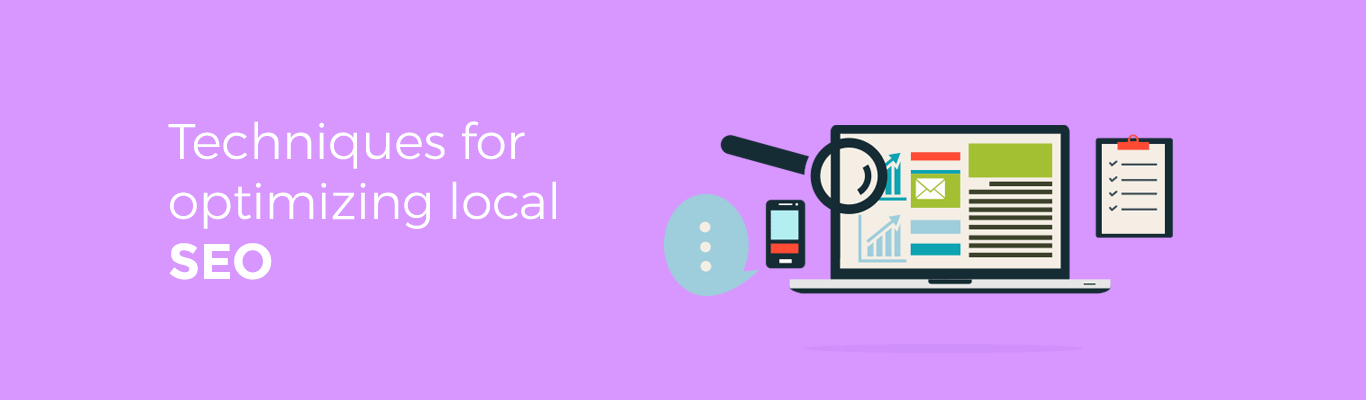 Techniques for optimizing local SEO