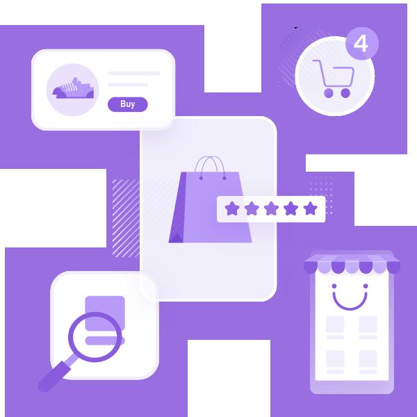 eCommerce Development Company in Hyderabad India - PurpleSyntax