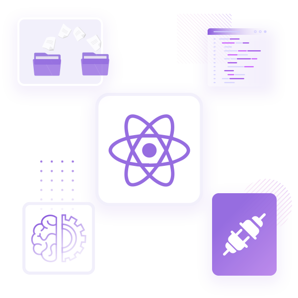 React JS Development Services in Hyderabad India - PurpleSyntax