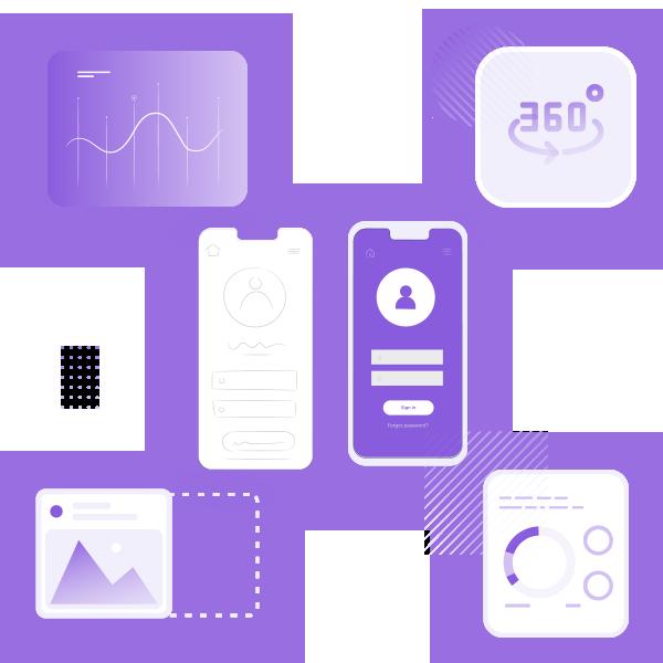 UI UX Design Services in Hyderabad - PurpleSyntax